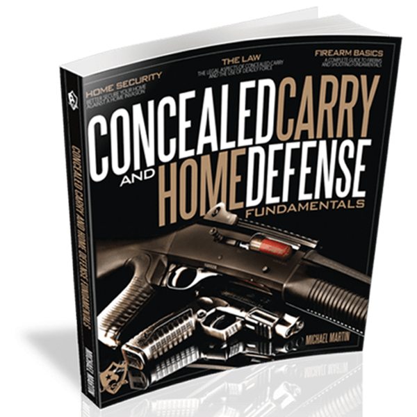 USCCA Conceal Carry and Home Defense Book