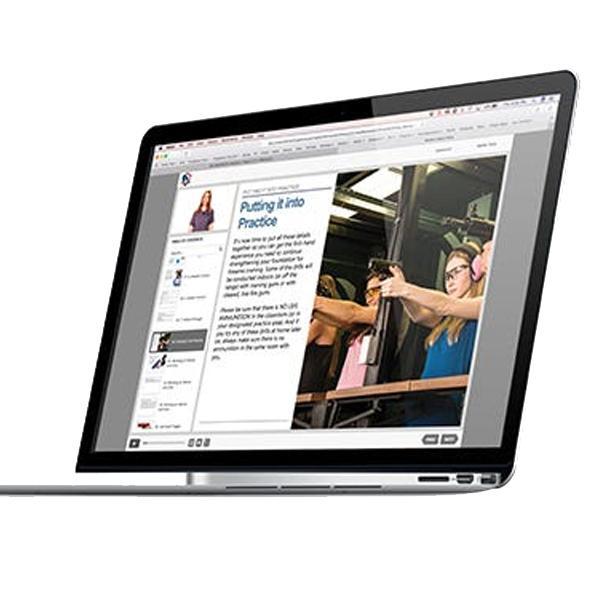 USCCA Women's Handgun & Self-Defense Fundamentals E-Learning